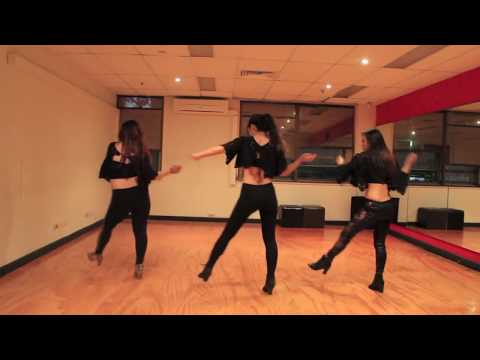 Me & U  Cassie  High Heels Choreo  Risa Banks