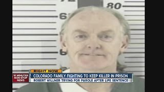 Colorado Family Fighting To Keep Killer In Prison
