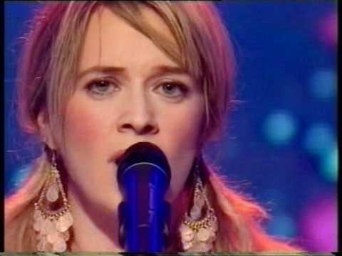 Edith Bowman - Fame Academy 2005 - day 7