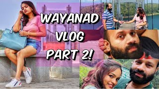 Wayanad Vlog PART 2 !! Go Glam with Keerthy Latest Video | Malayalam
