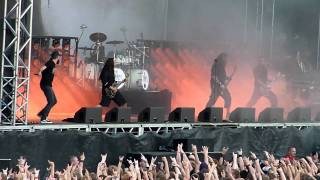 In Flames - Disconnected, Live @ Sonisphere,Stockholm 2011