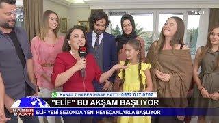 Elif Dizisi Yeni Sezona Canlı Yayınla Merhaba Dedi