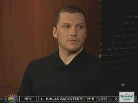 Sean Avery Interview on NBC