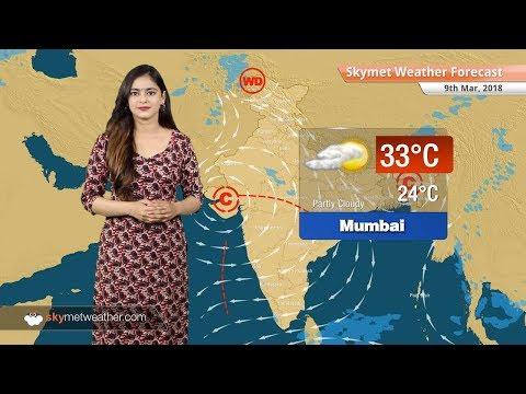 Weather Forecast for Mar 9: Rain in Rajasthan, Madhya Pradesh, Delhi to remain warm