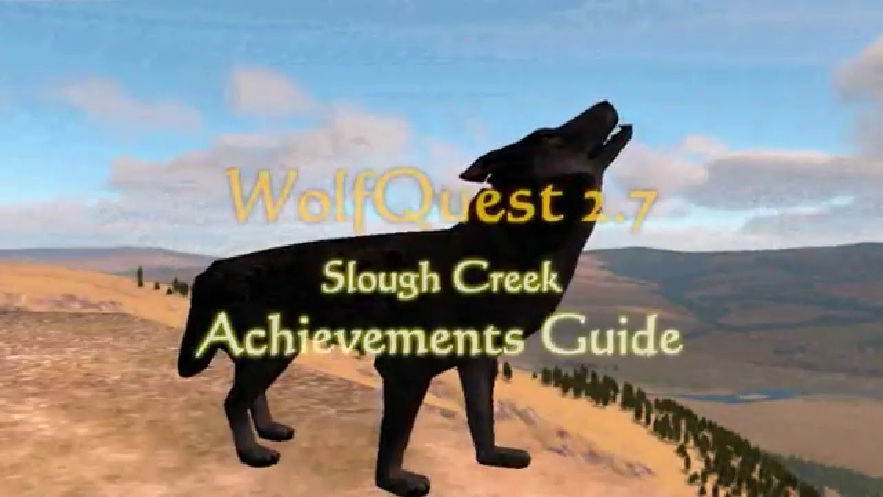 wolf quest 2.7 free download full version