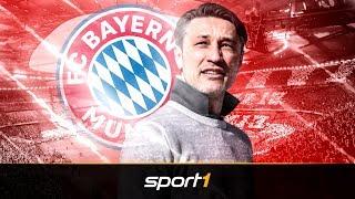 So krempelt Niko Kovac den FC Bayern um – Qual-Training und lauwarmes Wasser | SPORT1