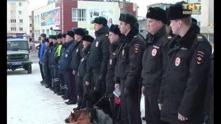 Общегородской развод нарядов ДПС 25.03.2016