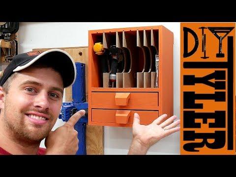 French Cleat Modular Storage Cabinet | LTL