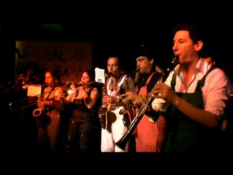 Poil O'Brass Band @ Télébocal