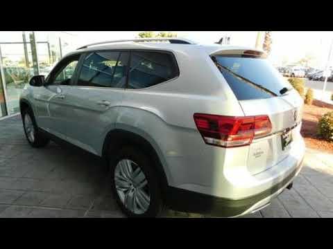 New 2019 Volkswagen Atlas Houston Spring, TX #W72730