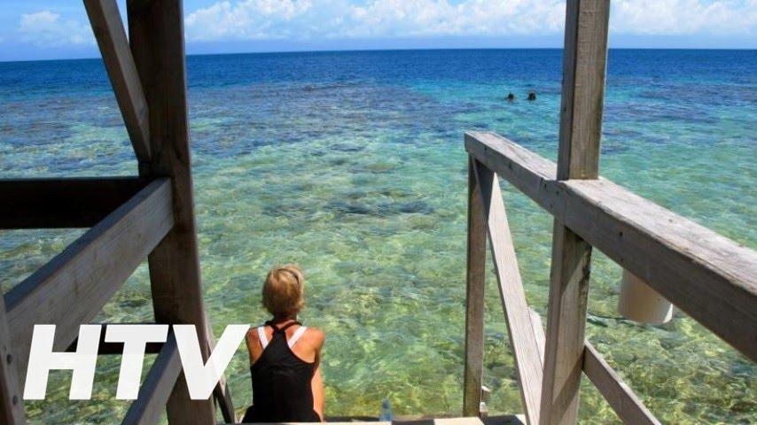 C View Beach Resort En Utila Honduras