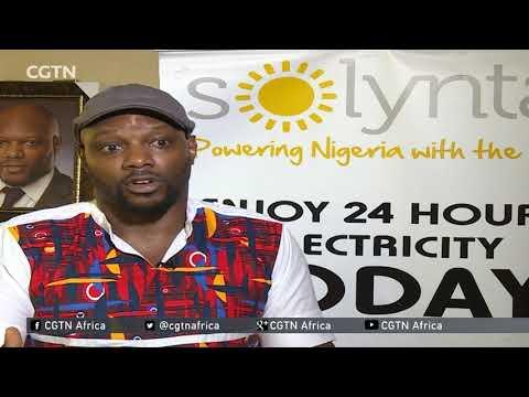Startup drives Nigeria solar revolution