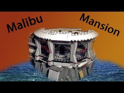 23 + Tony S Malibu Mansion View Tony Stark S House In Malibu From