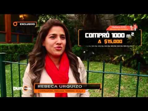 Conoce A Los Peruanos Que Compraron Sus Terrenos En Estados Unidos