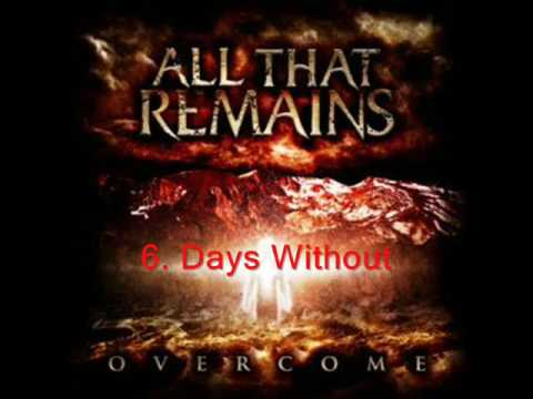 All That Remains Overcome Solos