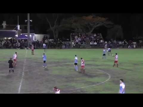 Palm Beach Sharks vs Olympic FC - NPL Grand Final 2014 2nd half
