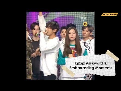 Kpop Awkward & Embarrassing Moments - Part 36
