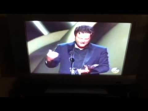 MALE VOCALIST OF THE YEAR WINNER CMAS 2013