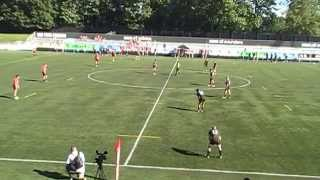 Rugby WA Loggers 2014 Serevi Cup 7's - Final Loggers A vs Oregon A  8/9/14 4:30pm