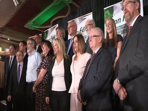 Sinn Féin launch Westminster election candidates