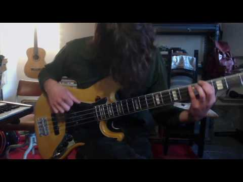 Daniel Aged - Bass Cover - Walter Hawkins - He Brought Me - Joel Smith