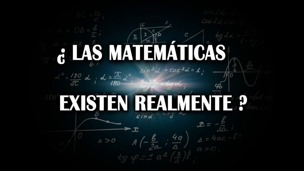 ¿Las matematicas se inventan o se descubrieron?