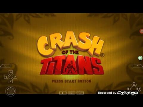 crash of the titans psp download