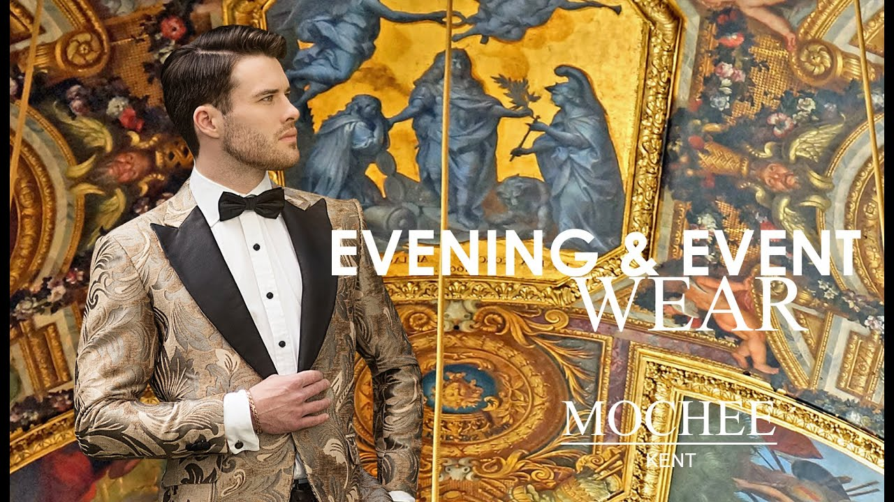 Mochee Kent -  Tailor Made Evening & Event Wear - Tuxedos & Suits
