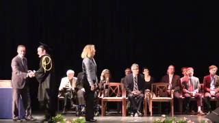 Physics & Astronomy Commencement 2016 Part 4