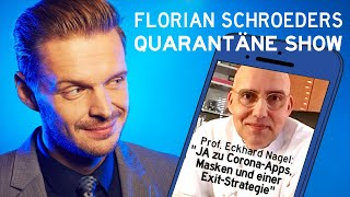 Die Corona-Quarantäne-Show vom 01.04.2020 mit Florian & Eckhard