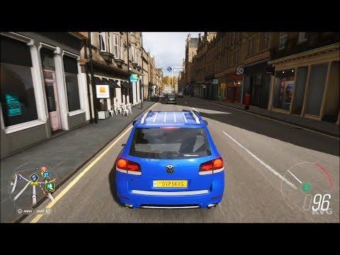 Forza Horizon 4 - Volkswagen Touareg R50 2008 - Open World Free Roam Gameplay (HD) [1080p60FPS]