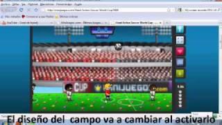 trucos para head action soccer world cup