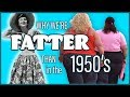 Why we?re fatter than in the 1950s - Warren Nash