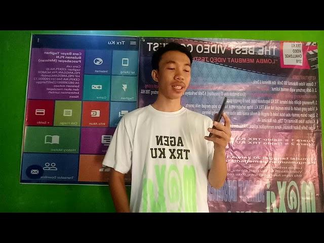 Agen TRX KU MAXsi Reload - Elham Cell