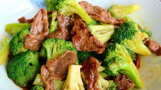 BETTER THAN TAKEOUT – Beef and Broccoli Recipe
