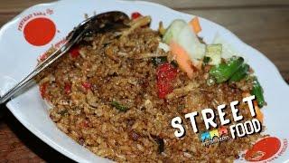 STREET FOOD INDONESIA FRIED RICE NASI GORENG