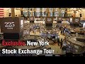 Exclusive New York Stock Exchange Tour