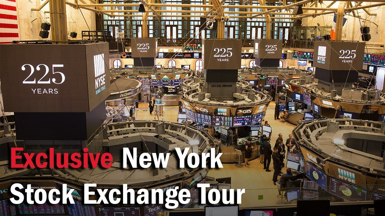 Nyse Trading Floor Live Stream Home Plan