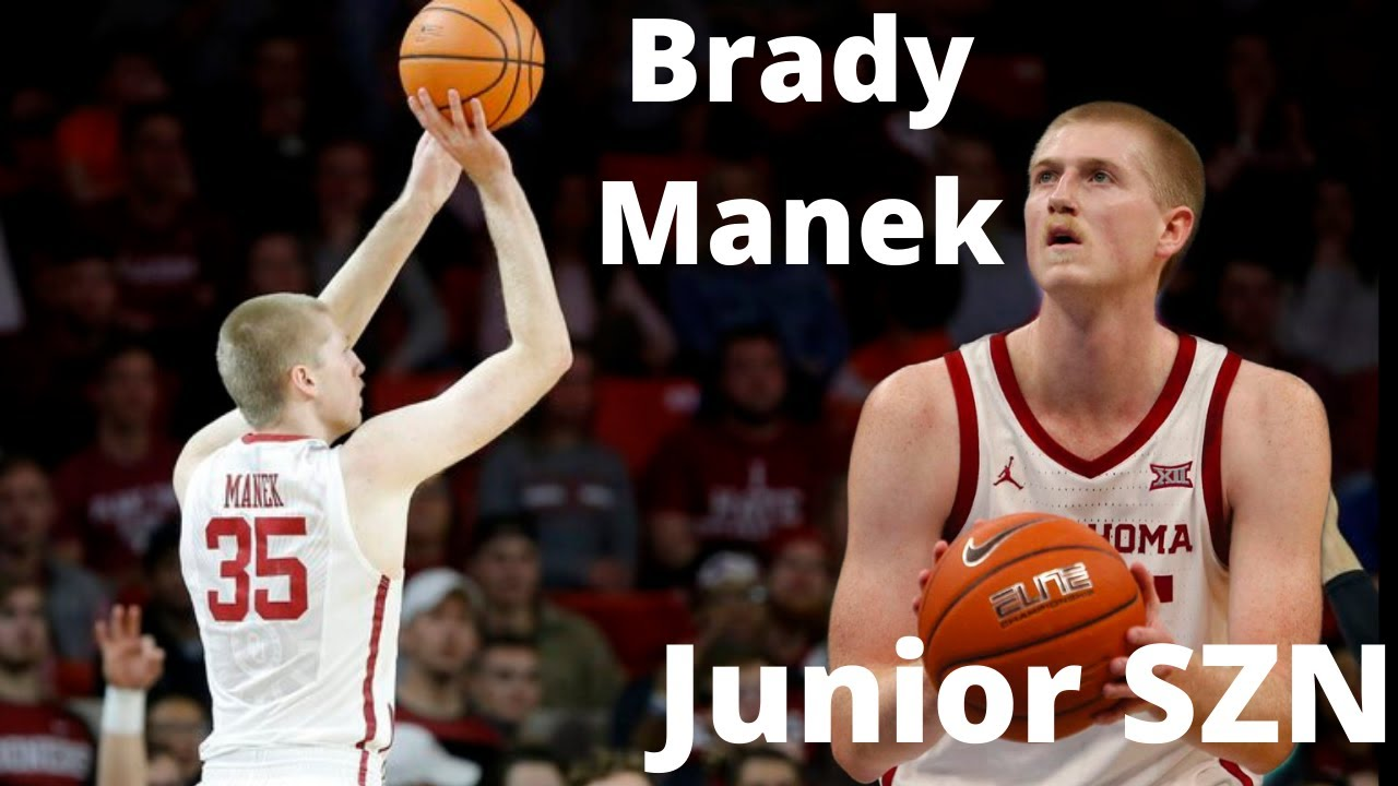Video: Brady Manek Junior Season Highlights