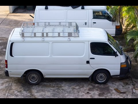Toyota HiAce Campervan 1998 TO SELL