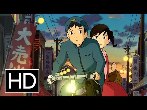 From Up On Poppy Hill - Official Trailer