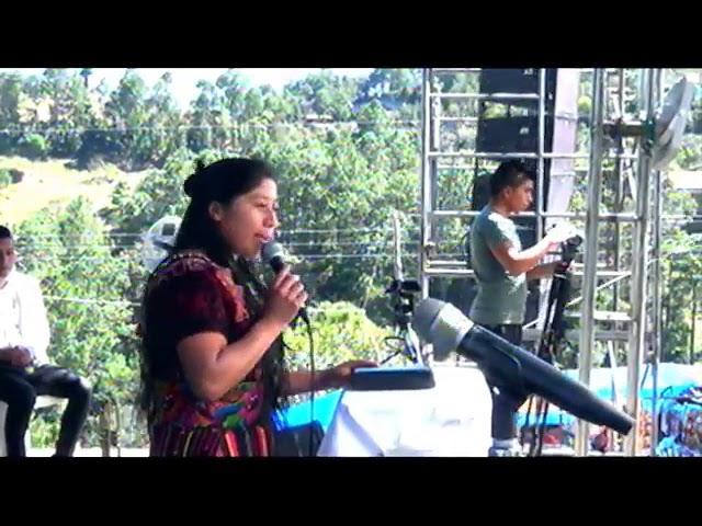 Lucila Aguilar y la Internacional  Banda Transfiguracion  en vivo 2018
