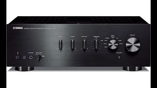 In Depth Yamaha A-S301 Review a different take from Z Reviews