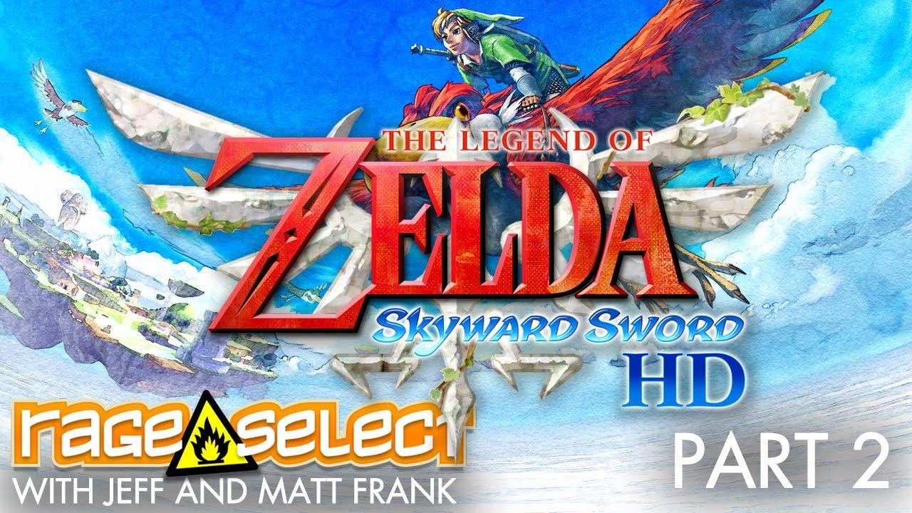 The Legend of Zelda: Skyward Sword HD (The Dojo) Let's Play - Part 2