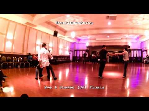 Eve & Steven (JJ) Finals (Wide Angle) Song #2 - #AustinRocksYOU