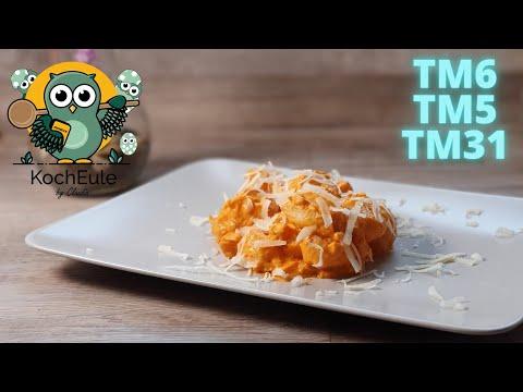 gnocchi-in-einer-cremigen-tomaten-lachs-sauce-|-rezept-wie-vom-italiener-|-thermomix-tm6-tm5