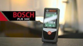 Bosch PLR 50 C - Review -  Laser measuring tool
