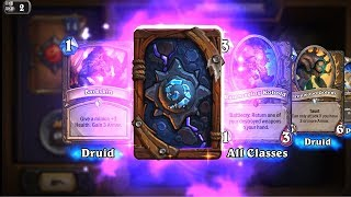 Grand Archivist + Rummaging Kobold + Unidentified Maul - Kobolds Hearthstone epic and golden rare