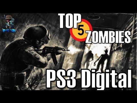 Top5 Los Mejores Juegos De Zombies En Ps3 Digital Youtube
