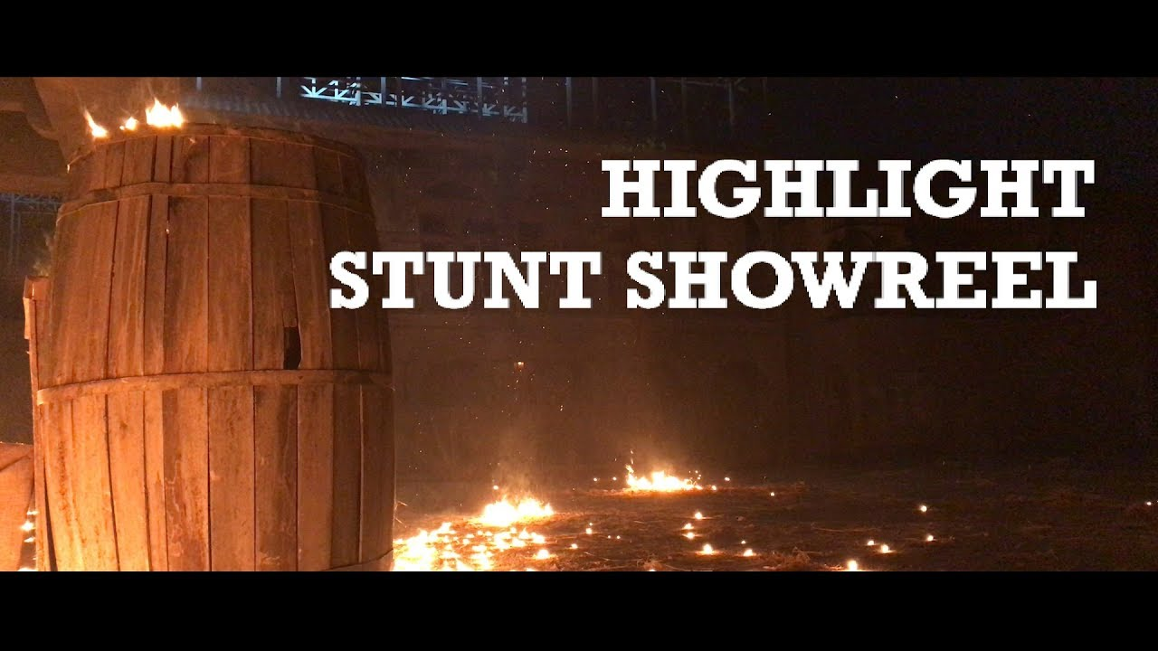 Download PEJUANG STUNT SHOWREEL 2019